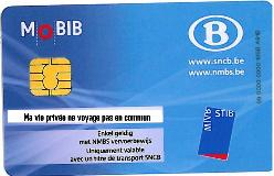 Georges-Pierre Tonnelier soutient la campagne de la Ligue des Droits de l'Homme : « Carte MoBIB: Ne scannez pas ma vie privée ! »